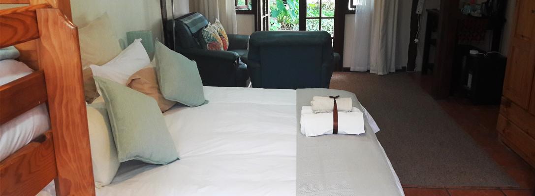 Otter, Bed & Breakfast