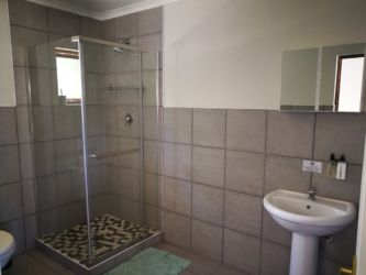 Candlewood Bathroom