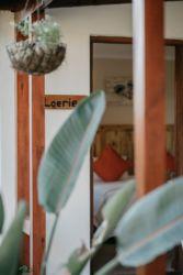 The Village Lodge Loerie room entrance