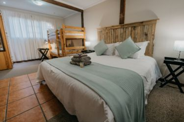 The Village Lodge Otter King size Bed