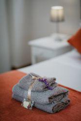 The Village Lodge Sunbird Towel