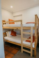 The Village Lodge loerie bunk beds