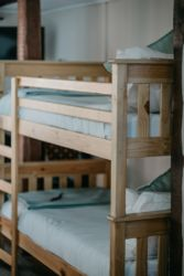 The Village lodge Otter Bunk beds 2